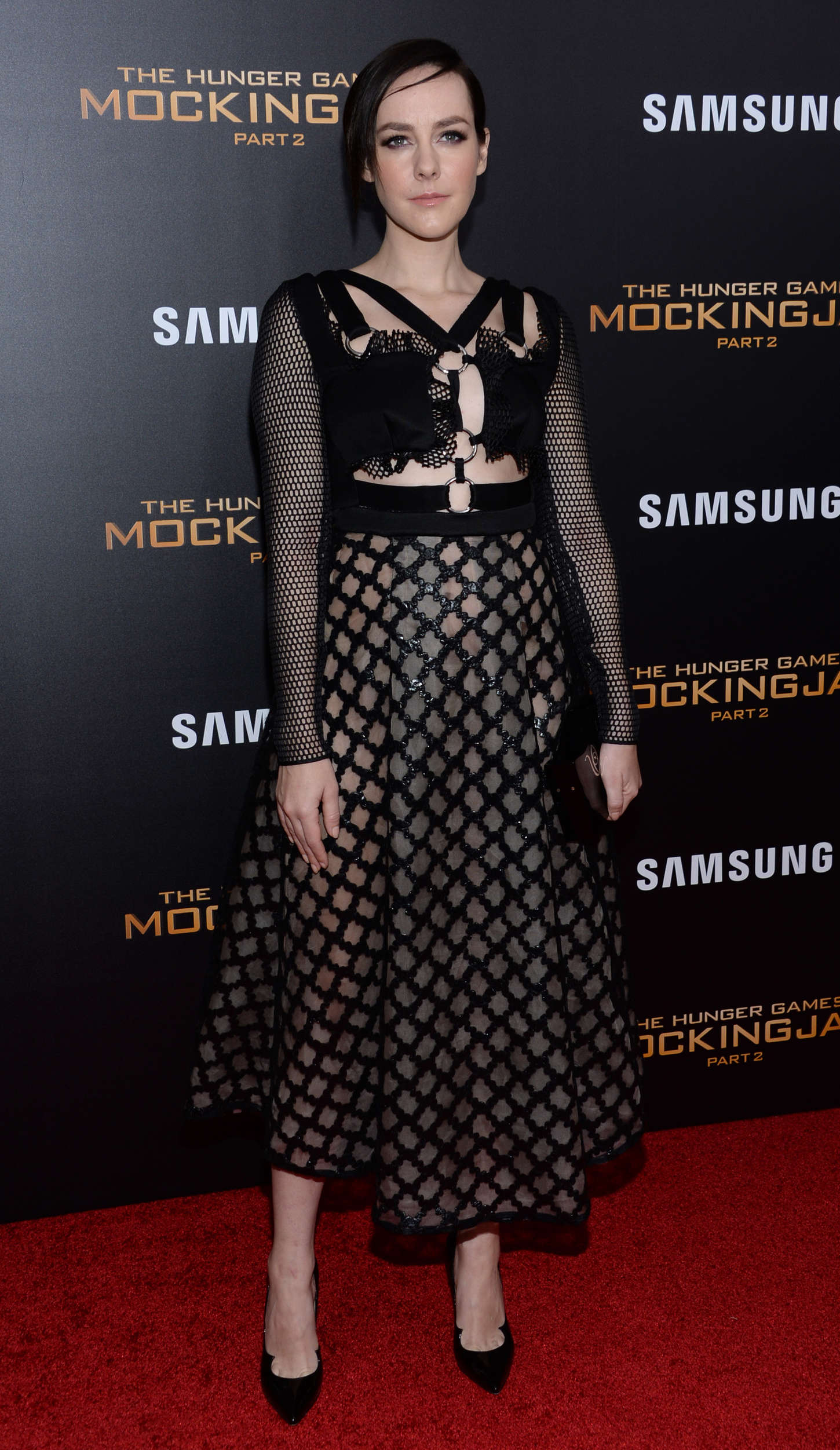 Jena Malone - 'The Hunger Games: Mockingjay' Part 2 Premiere in NYC