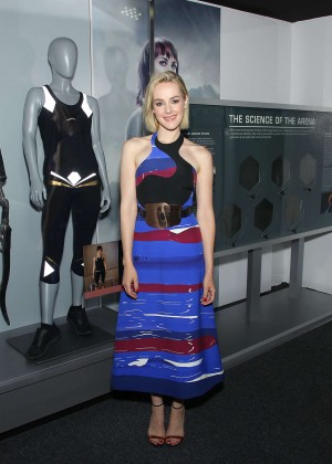 Jena Malone - 'The Hunger Games: The Exhibition' VIP Event in NY