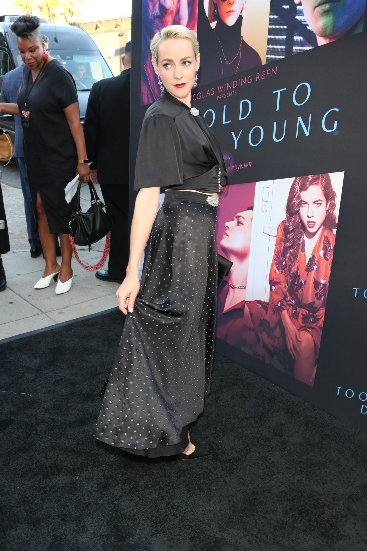 Jena Malone - 'Too Old To Die Young' Photocall Special Screening in LA