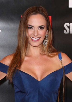 Jena Sims - 'Sharknado 5: Global Swarming' Premiere in Las Vegas