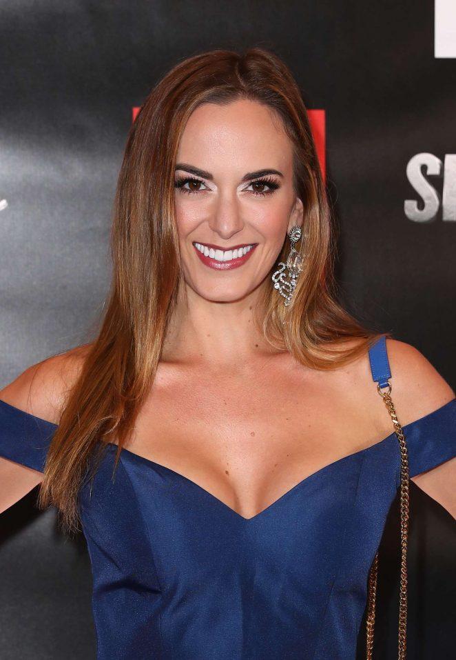 Jena Sims – 'Sharknado 5: Global Swarming' Premiere in Las Vegas