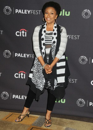 Jenifer Lewis - 33rd Annual PaleyFest 'Blackish' in Hollywood