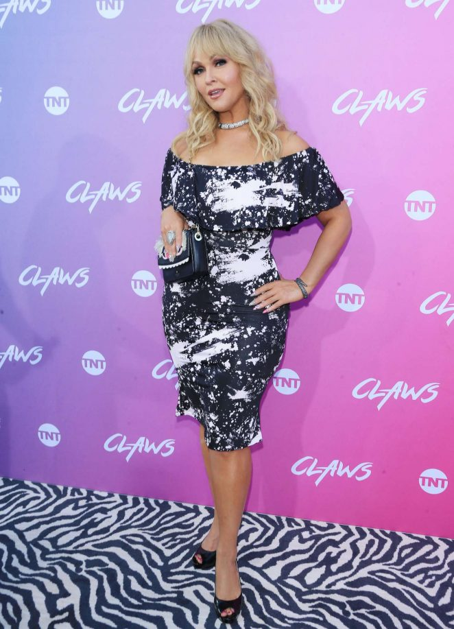 Jenn Lyon - TNT's 'Claws' Premiere in Los Angeles