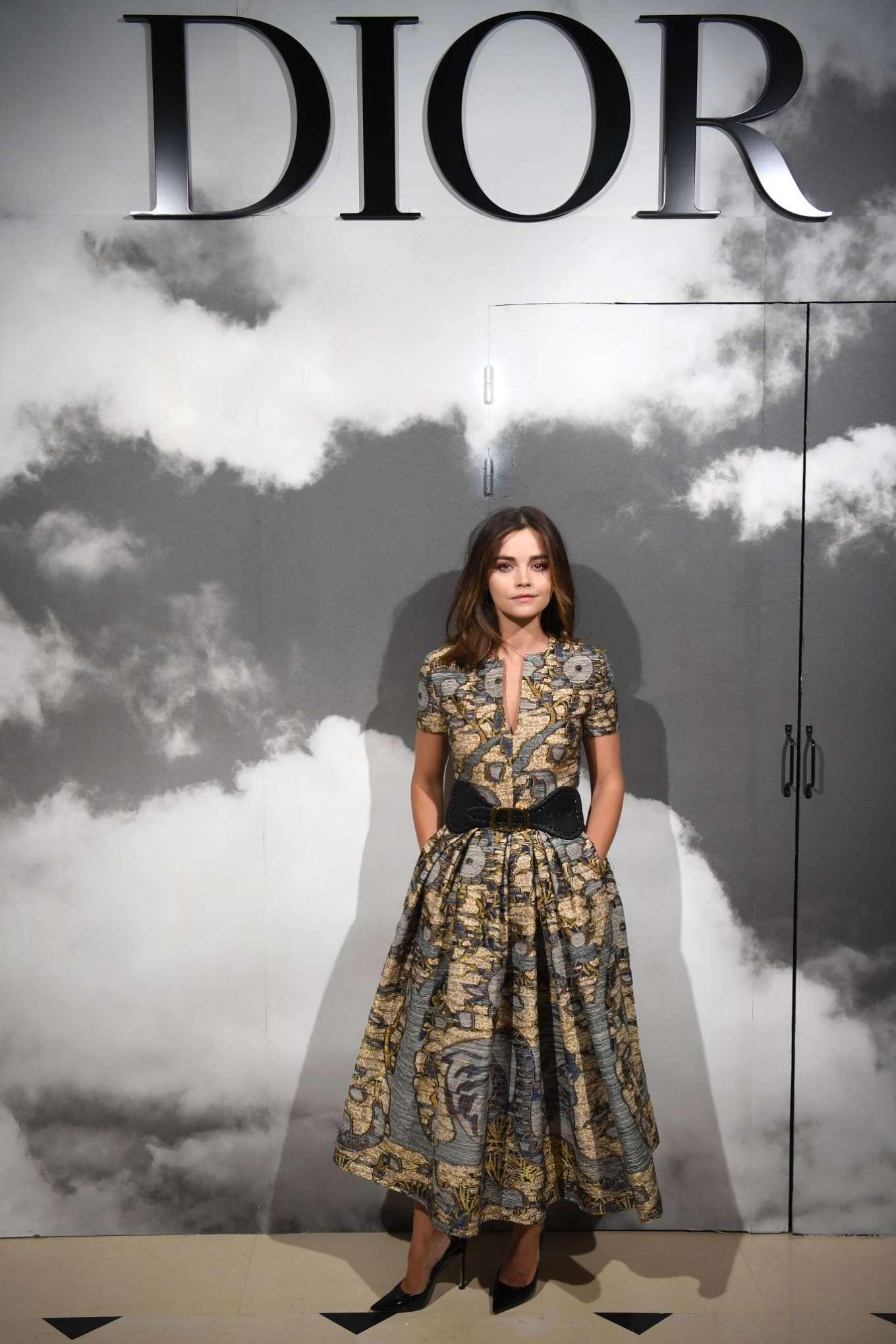 Jenna-Louise Coleman 2019 : Jenna Coleman – 2019 Paris Fashion Week – Christian Dior Haute Couture FW 19-20-05