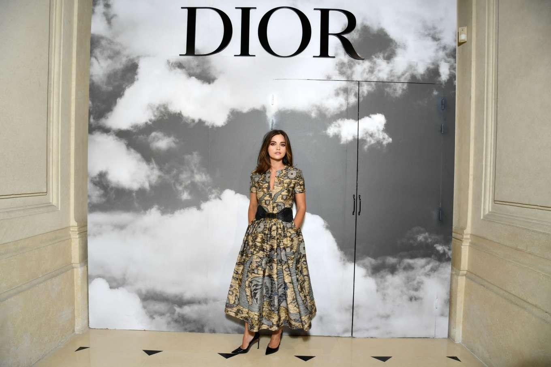 Jenna-Louise Coleman 2019 : Jenna Coleman – 2019 Paris Fashion Week – Christian Dior Haute Couture FW 19-20-12