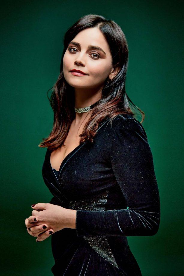 Jenna Coleman - The Times (December 2020)
