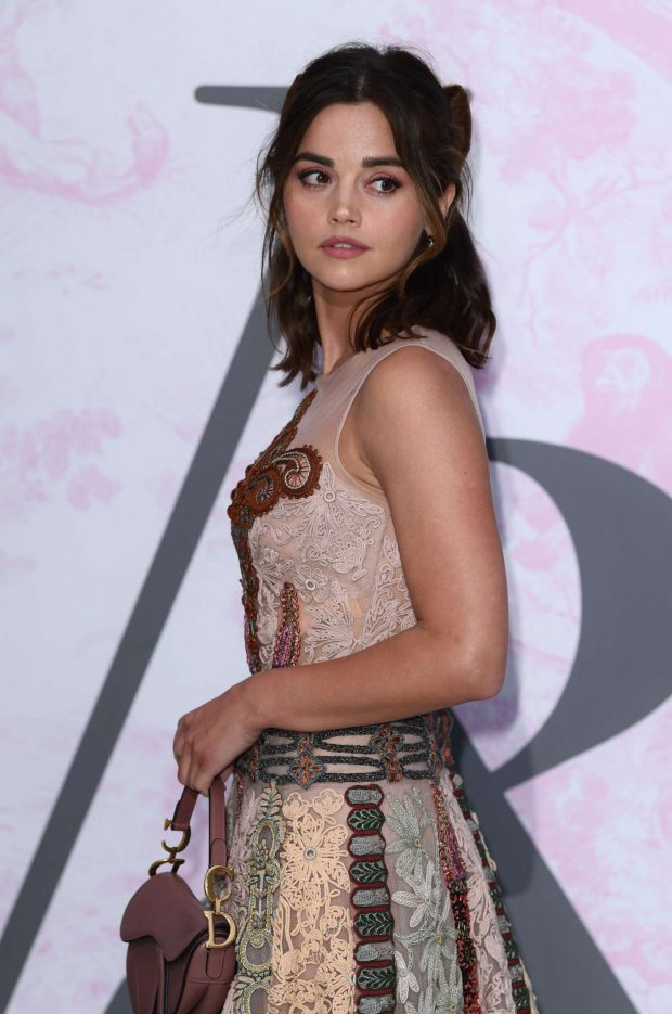 Jenna Coleman - The V&A Summer Party 2019 in Partnership with Dior in London