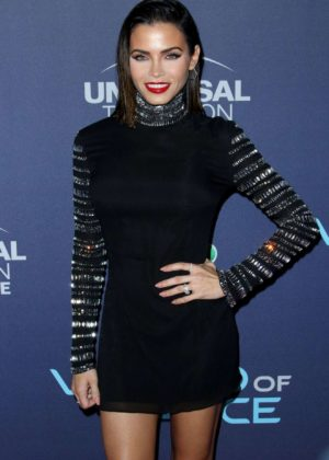 Jenna Dewan - 2017 World of Dance Celebration in West Hollywood