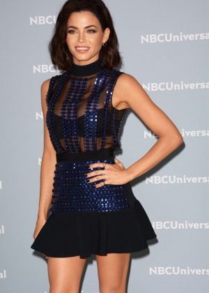 Jenna Dewan - 2018 NBCUniversal Upfront Presentation in NYC