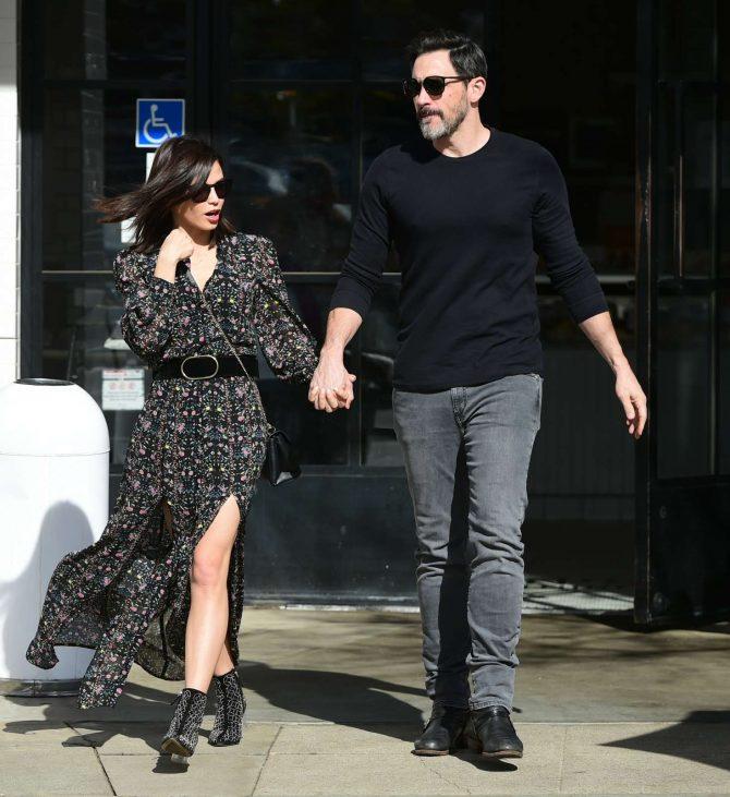 Jenna Dewan and her boyfriend Steve Kazee: Out in Los Angeles -02