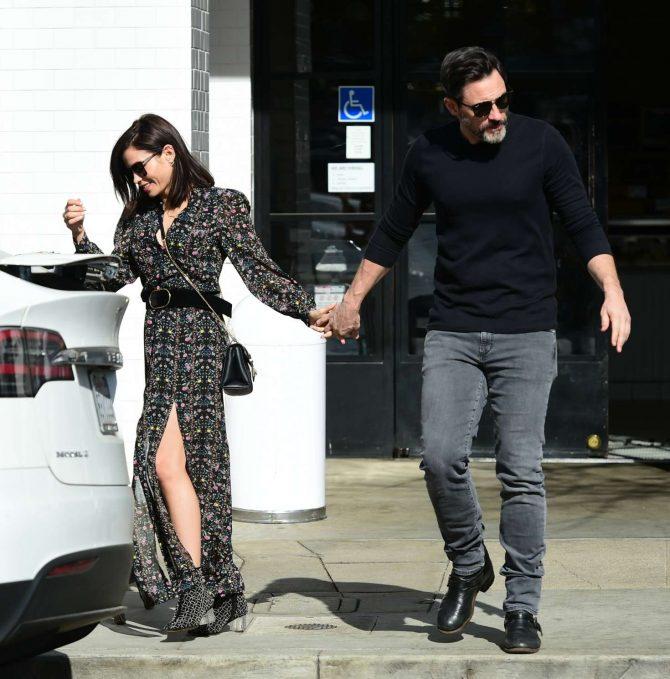 Jenna Dewan and her boyfriend Steve Kazee: Out in Los Angeles -08