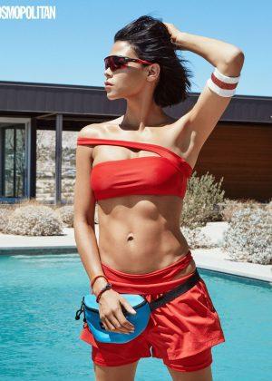 Jenna Dewan - Cosmopolitan Magazine (January 2019)