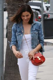 Jenna Dewan - Grabs Lunch in Los Angeles
