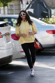 Jenna Dewan in Leggings - Out in Encino