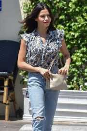 Jenna Dewan - Leaves Sweet Butter Kitchen in Sherman Oaks