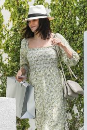 Jenna Dewan - Leaving Beauty Park Spa in Santa Monica