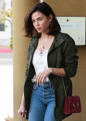 Jenna Dewan - On Earth Bar in West Hollywood