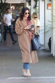 Jenna Dewan - Out and about in Bel-Air