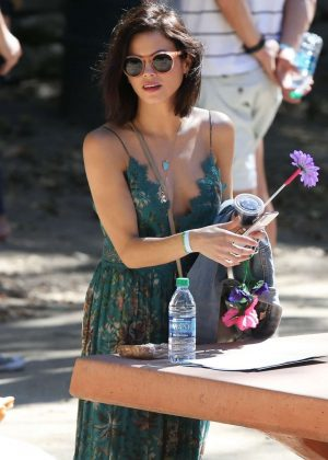 Jenna Dewan - Out at Griffith Park in Los Feliz