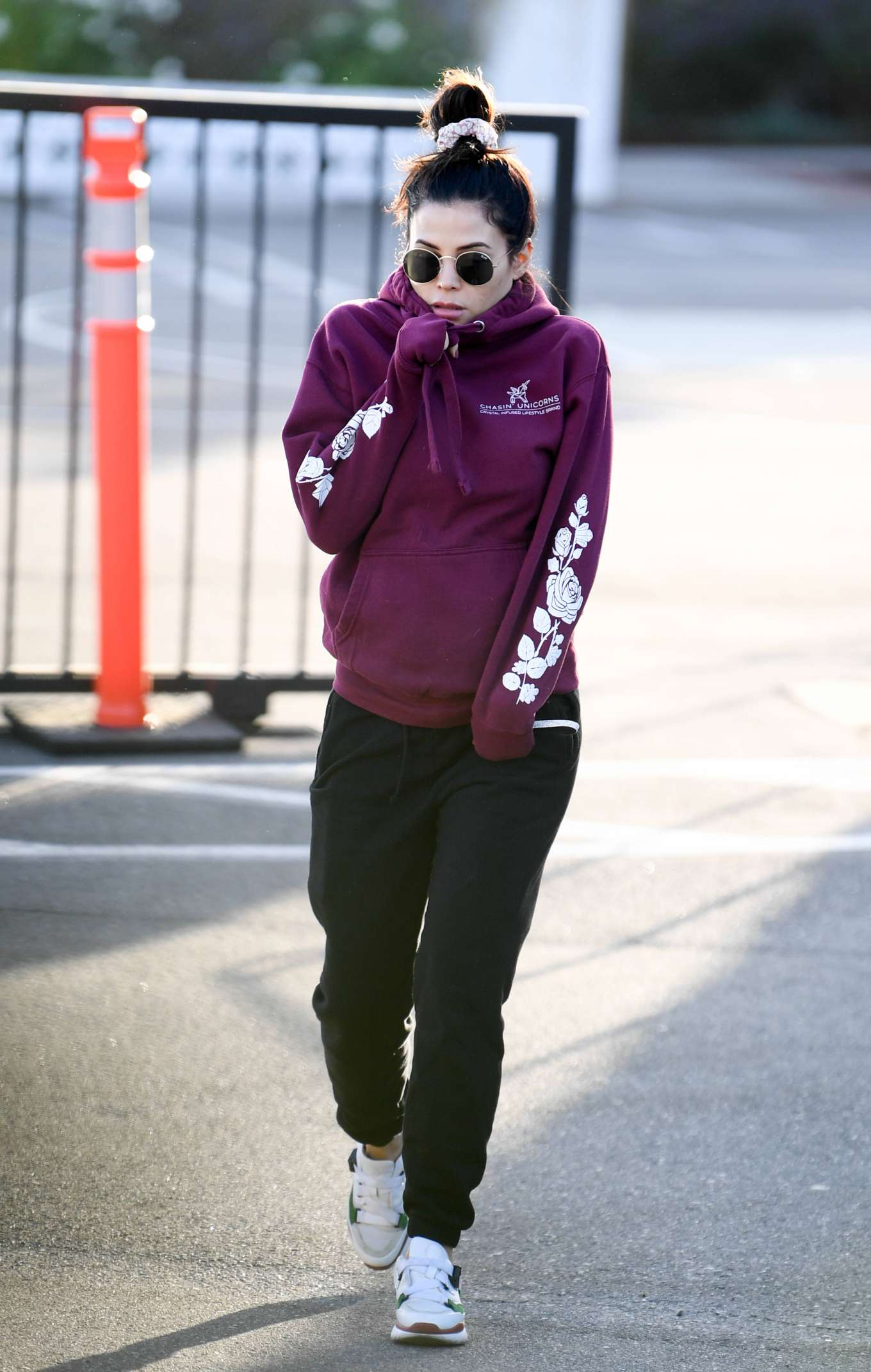 Jenna Dewan 2019 : Jenna Dewan – Out for a morning walk in Encino-07