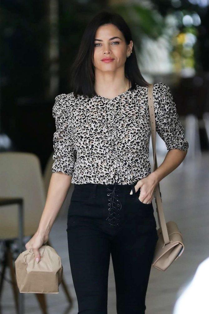 Jenna Dewan - Out in Los Angeles