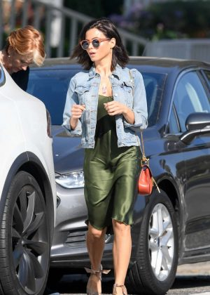 Jenna Dewan - Out in Santa Monica