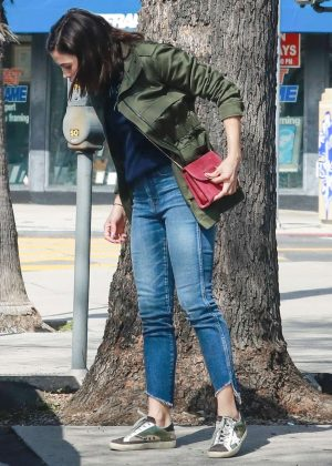 Jenna Dewan - Out in Studio City