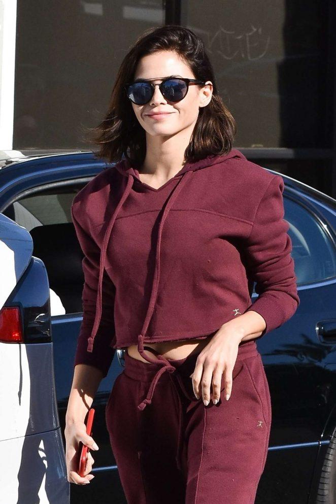 Jenna Dewan - Out in Studio City