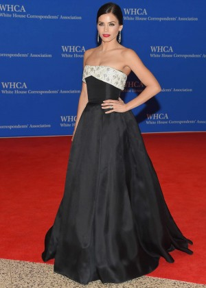Jenna Dewan Tatum - 2015 White House Correspondents' Association Dinner in Washington