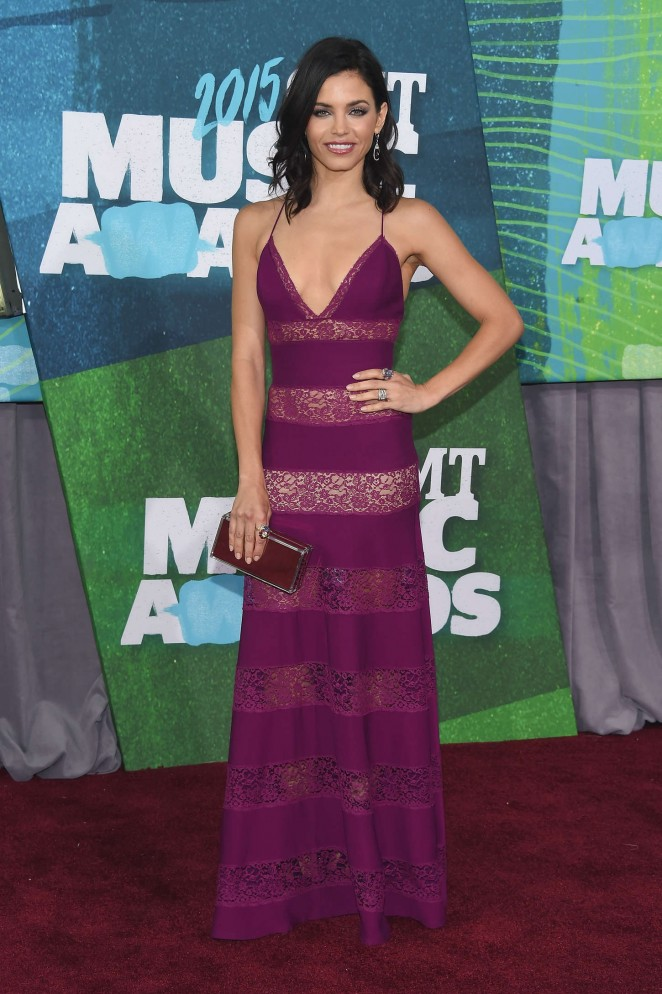 Jenna Dewan Tatum - 2015 CMT Music Awards in Nashville