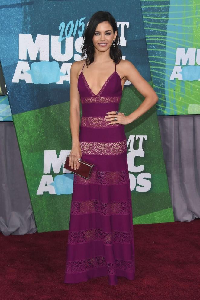 Jenna Dewan Tatum – 2015 CMT Music Awards in Nashville