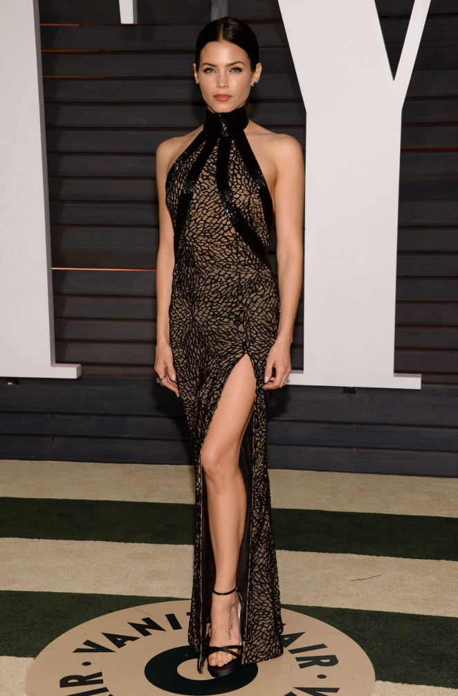 Jenna Dewan Tatum - 2015 Vanity Fair Oscar Party in Hollywood