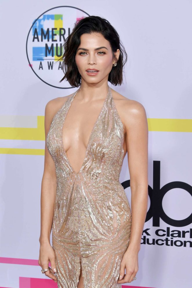 Jenna Dewan Tatum - 2017 American Music Awards in Los Angeles
