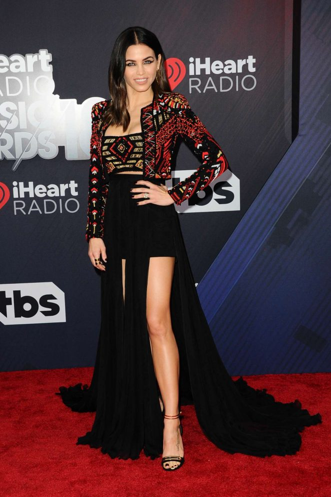 Jenna Dewan Tatum - 2018 iHeartRadio Music Awards in Inglewood