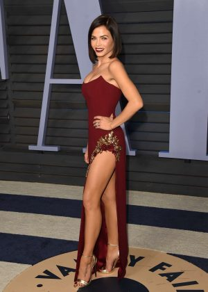 Jenna Dewan Tatum - 2018 Vanity Fair Oscar Party in Hollywood