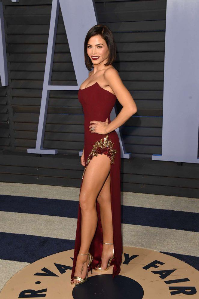 Jenna Dewan Tatum - 2018 Vanity Fair Oscar Party in Hollywood