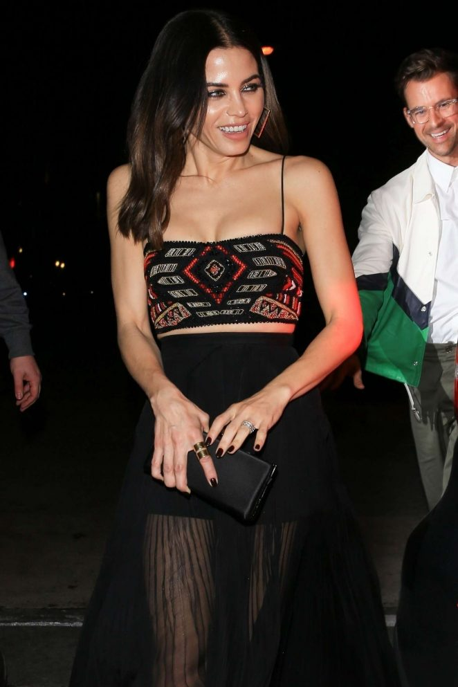 Jenna Dewan Tatum at Craig's in Los Angeles