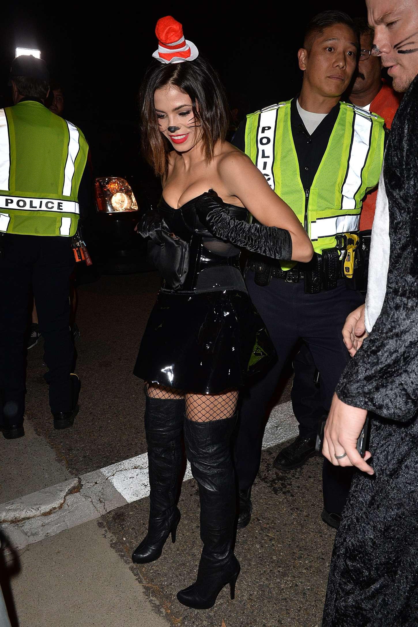 Jenna Dewan Tatum 2015 : Jenna Dewan Tatum: Casa Tequila Halloween Party -26