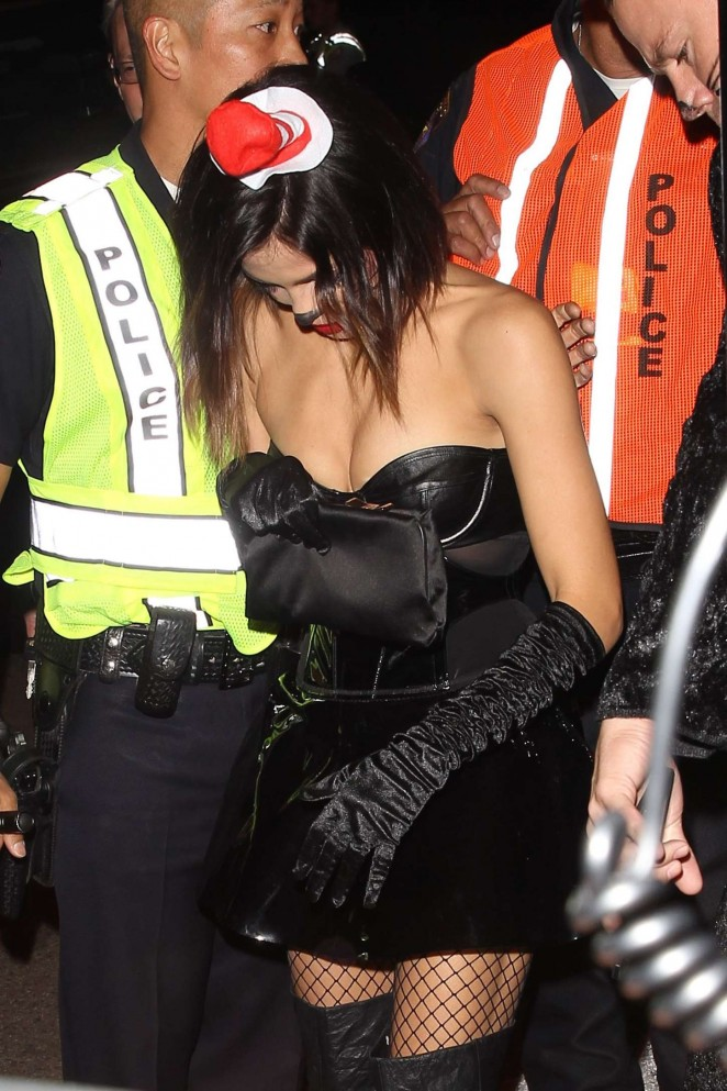 Jenna Dewan Tatum – Casa Tequila Halloween Party in Beverly Hills