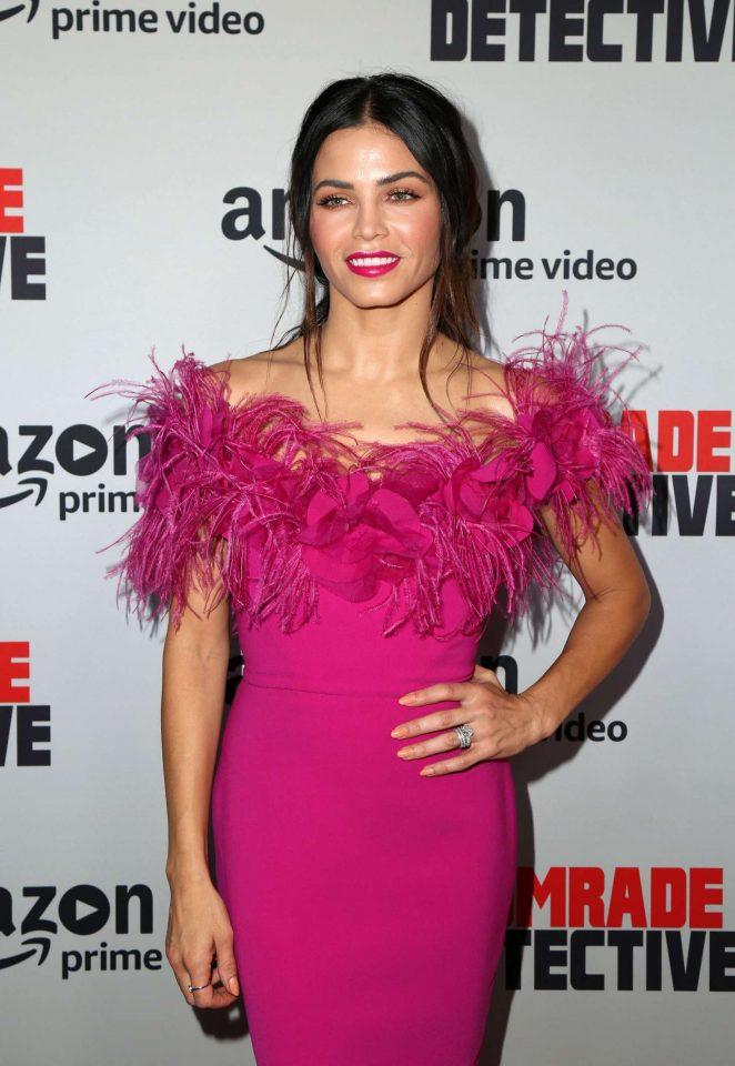 Jenna Dewan Tatum – 'Comrade Detective' Premiere in Los Angeles
