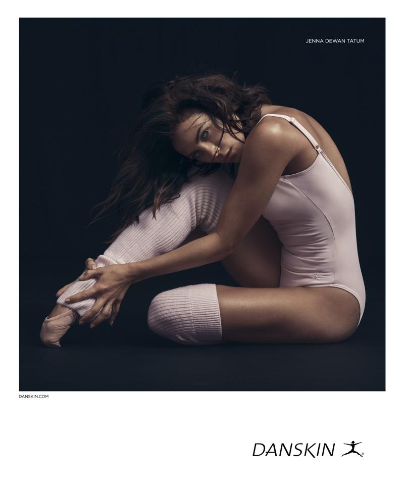 Jenna Dewan Tatum - Danskin Magazine (Fall 2016)
