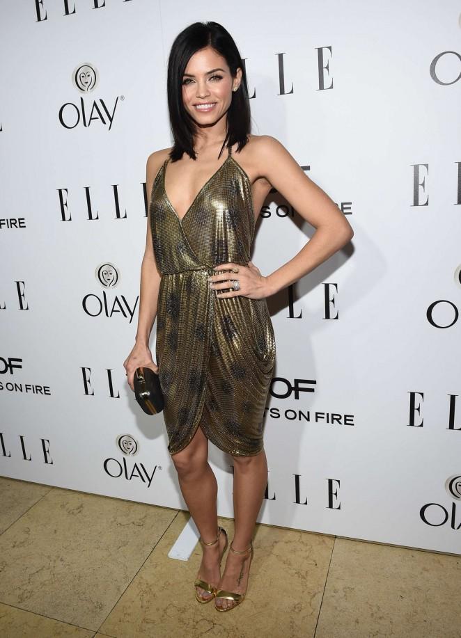 Jenna Dewan Tatum – ELLE's Annual Women in Television Celebration in West Hollywood