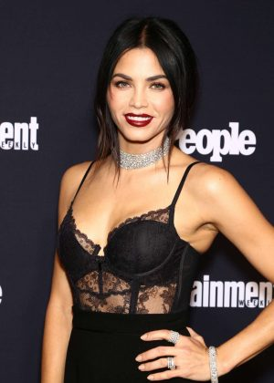 Jenna Dewan Tatum - Entertainment Weekly and People Magazine Upfront Party in New York