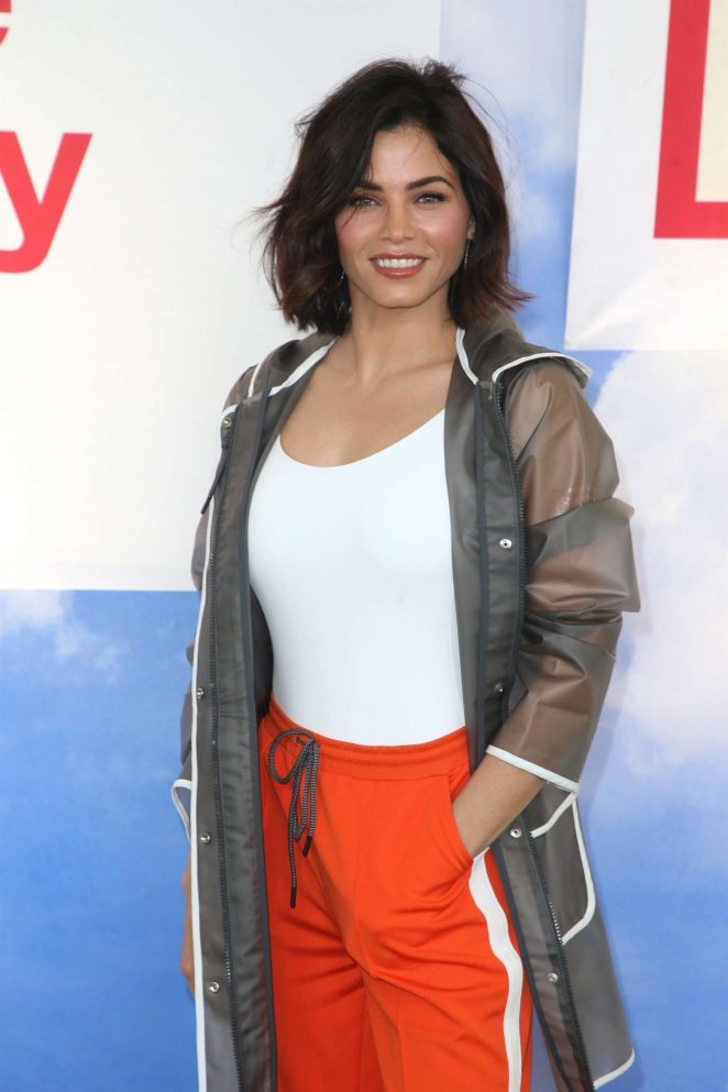 Jenna Dewan Tatum - Hunter for Target Ultimate Family Festival 2018 in Pasadena