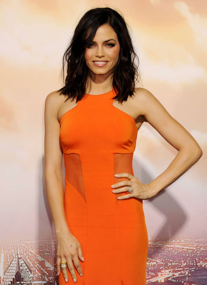 "Jenna Dewan Tatum - ""Jupiter Ascending"" Premiere in Hollywood"
