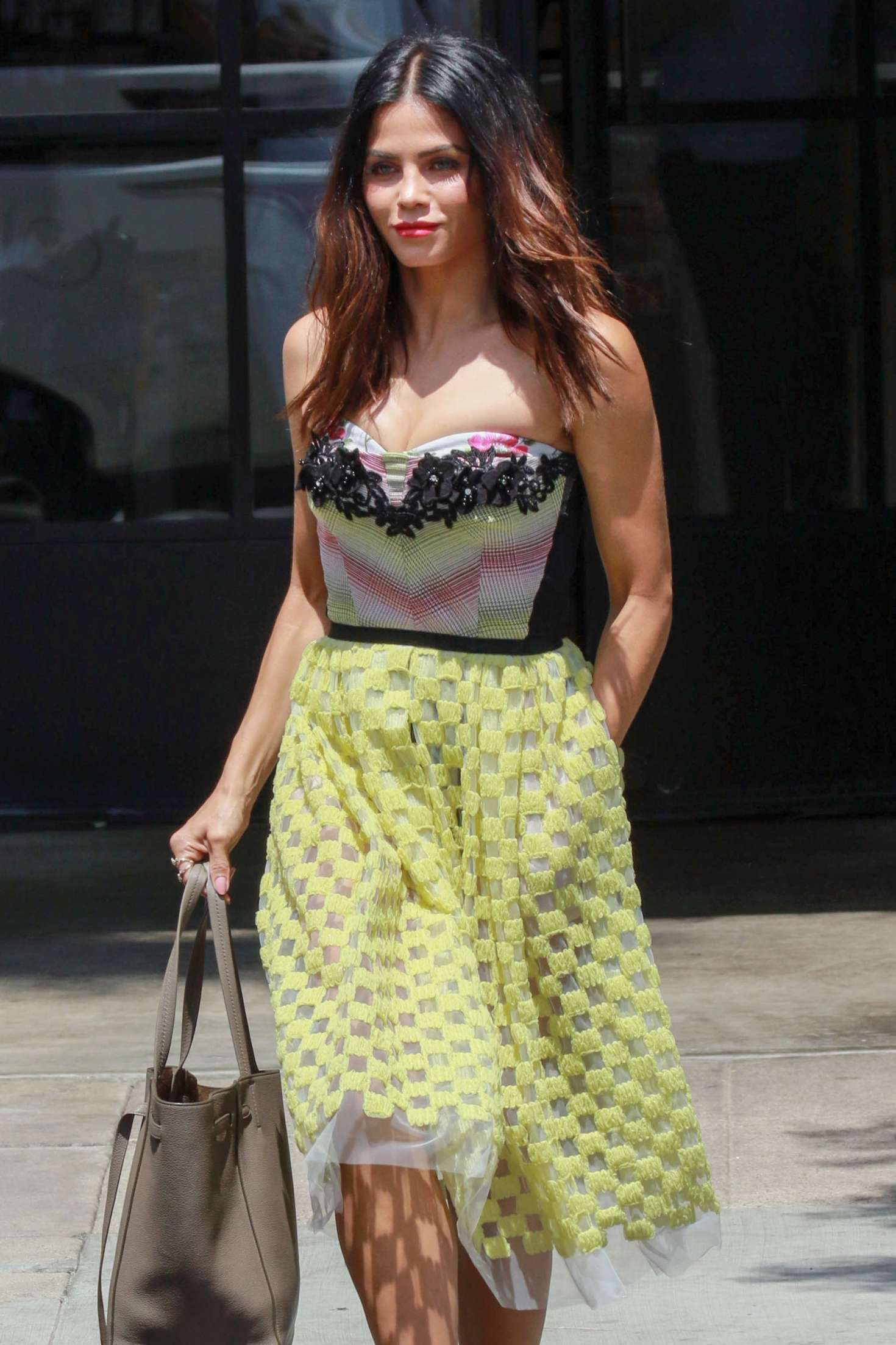 Jenna dewan leaving joans on third in hollywood