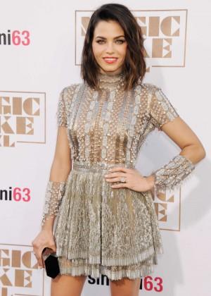 Jenna Dewan Tatum - 'Magic Mike XXL' Premiere in LA