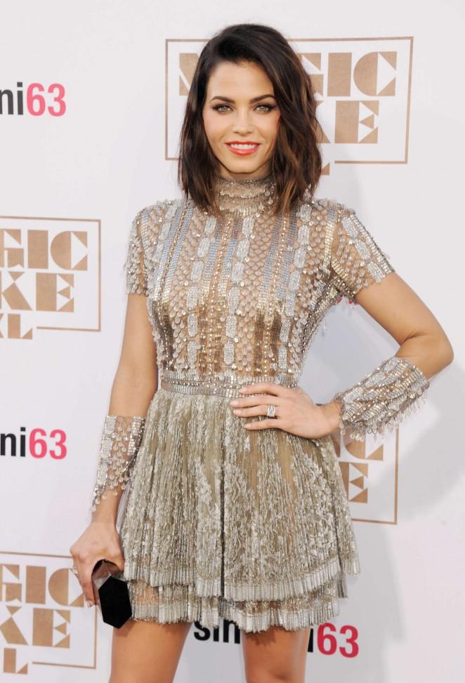 Jenna Dewan Tatum – 'Magic Mike XXL' Premiere in LA