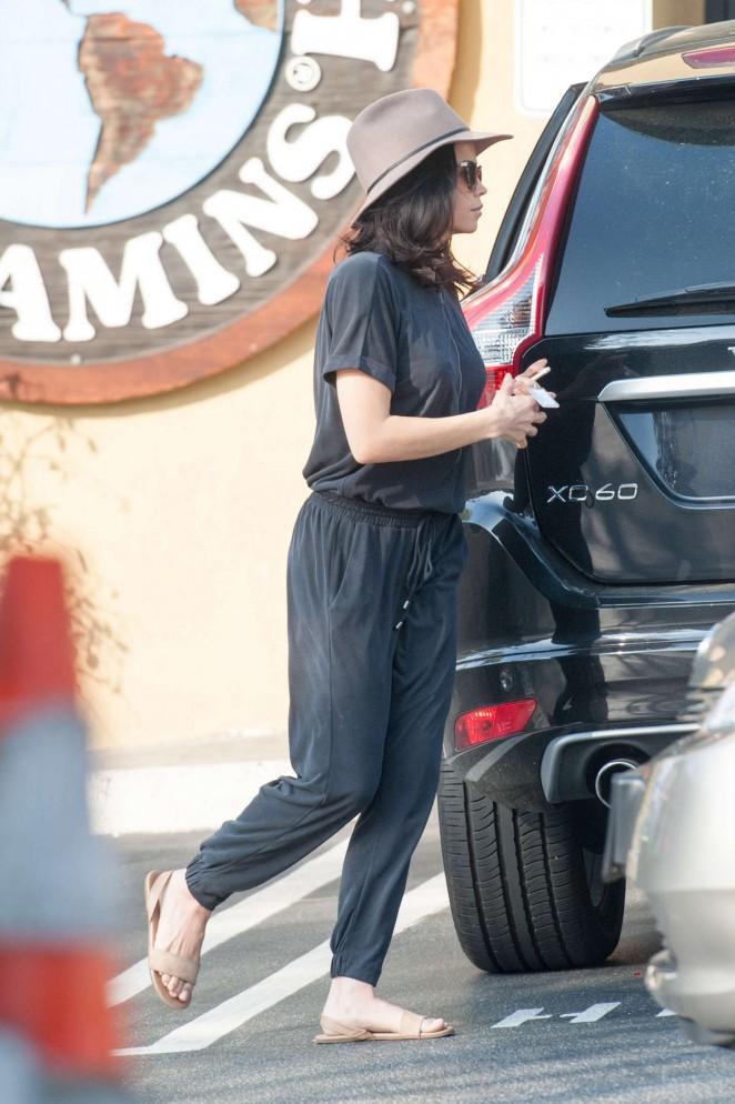 Jenna Dewan Tatum Out in LA -05