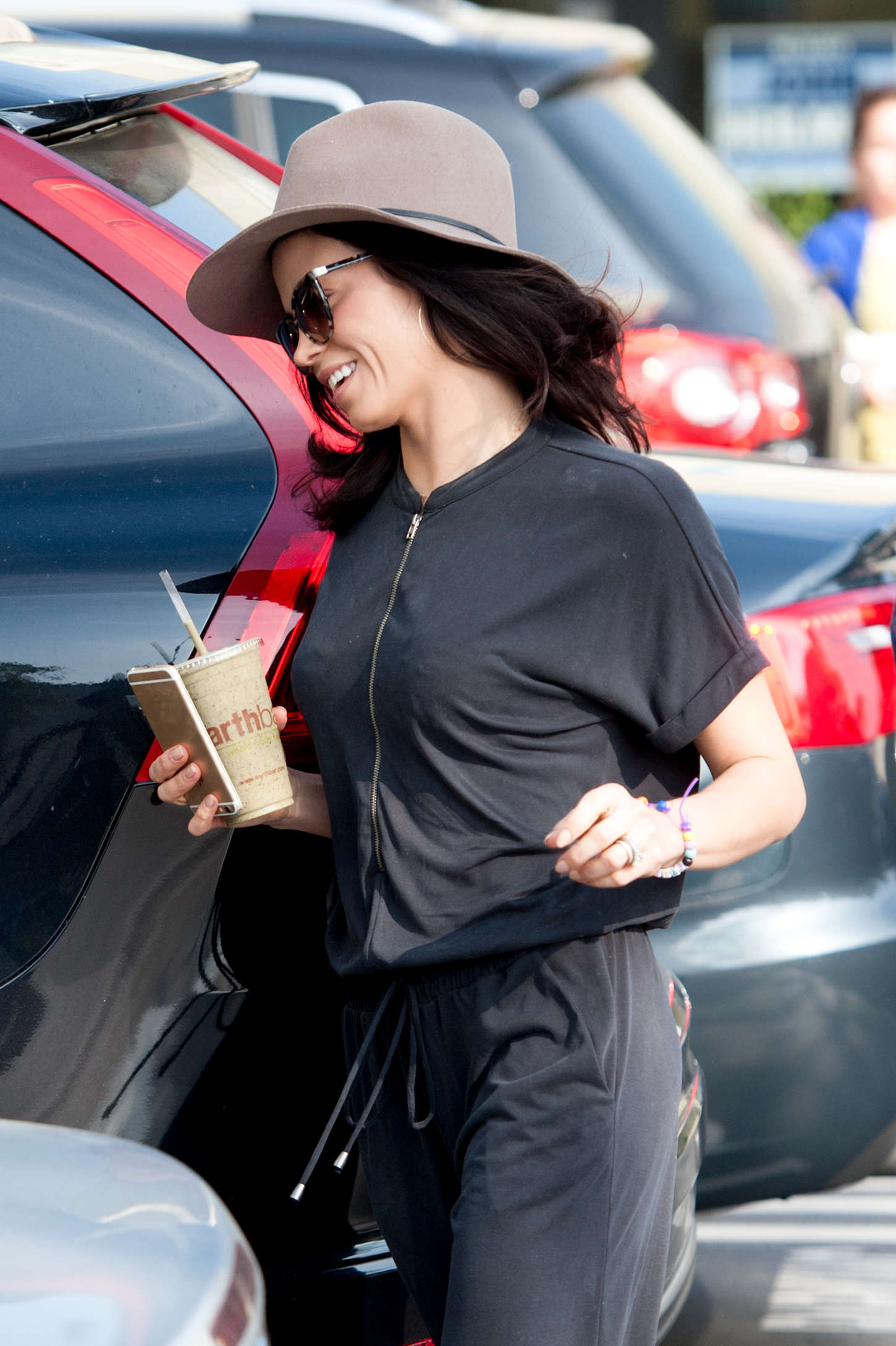 Jenna Dewan Tatum - Out and about in LA